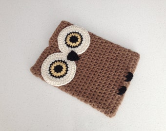 Crochet Owl Ipad Case