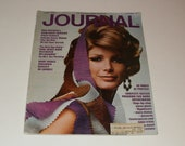 Vintage Ladies Home Journal Magazine October 1966 - Collectible Scrapbooking Retro Vintage Ads