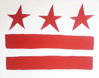 DC Flag - Print