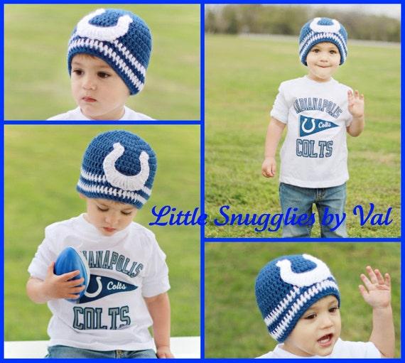 LSBV Football Fan Classic Beanie Infant-Adult Sizes