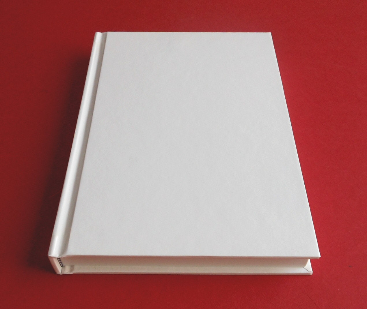 blank hardcover pages paper novel create favorite