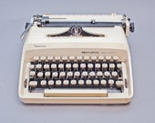 Sperry Rand Remington Ten Forty Typewriter - Vintage, Manual