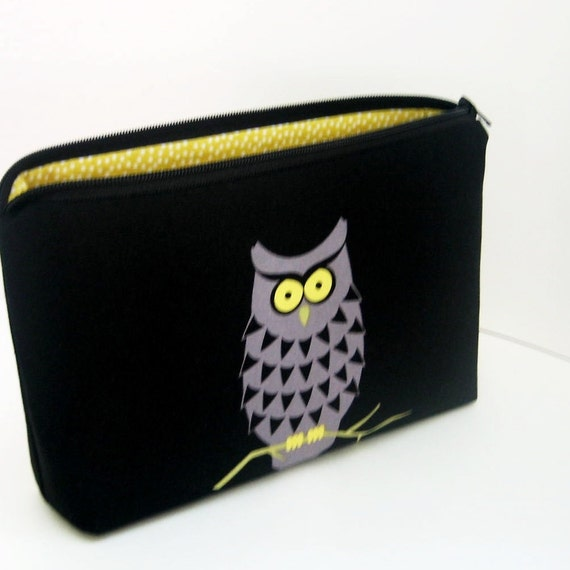 Make-up Bag OWL BY MYSELF Zipper Pouch