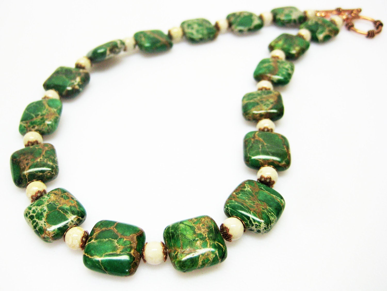 Natural green jasper stone Ring Natural gemstone Ring S925 ...  |Green Jasper Jewelry