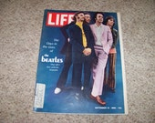 The Beatles Authentic Biography in Life Magazine
