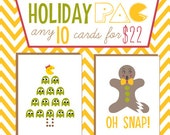 Holiday Greeting Card Set of 10
