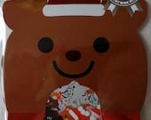 Mind Wave Kawaii Winter Selection Reindeer Sticker Sack