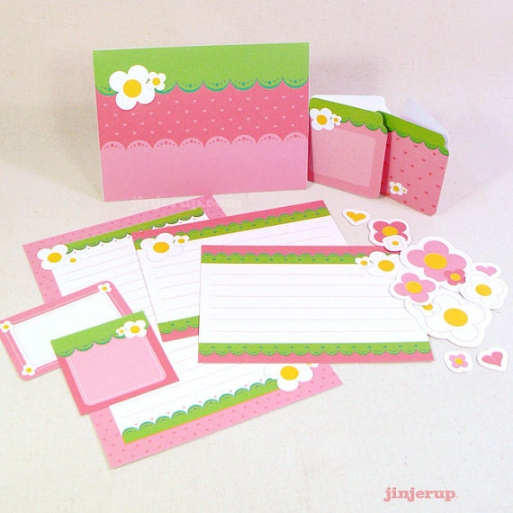 Cute Stationery Printable Love Stationery Cute