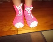 Knit Children Slippers/Custom order