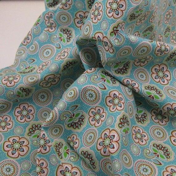 Cotton Fabric: Sweet Tooth Milkshake  - 1/2 YD