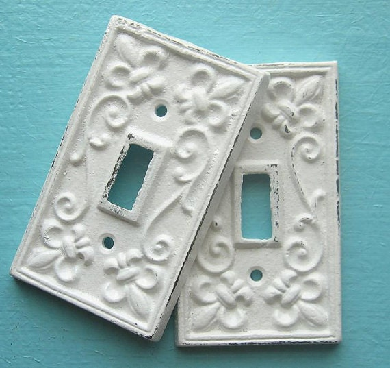 Switchplate Light Switch Cover Fleur De Lis By