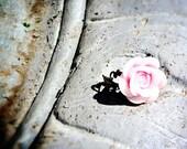 La vie en rose- A pink rose ring