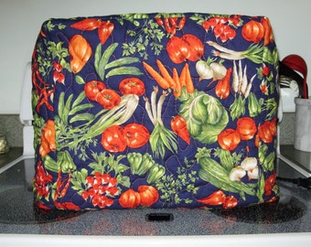 Quilted appliance cover - stand mixer - bread maker - sewing machine - office machine