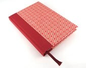 Weekly Planner 2016 quatrefoil red white
