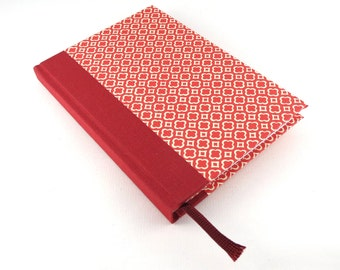 Weekly Planner 2017 quatrefoil red white