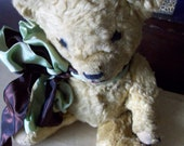 Mohair Bear Jointed