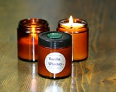 Soy Wax Wood Wick Candle - Choose Scent