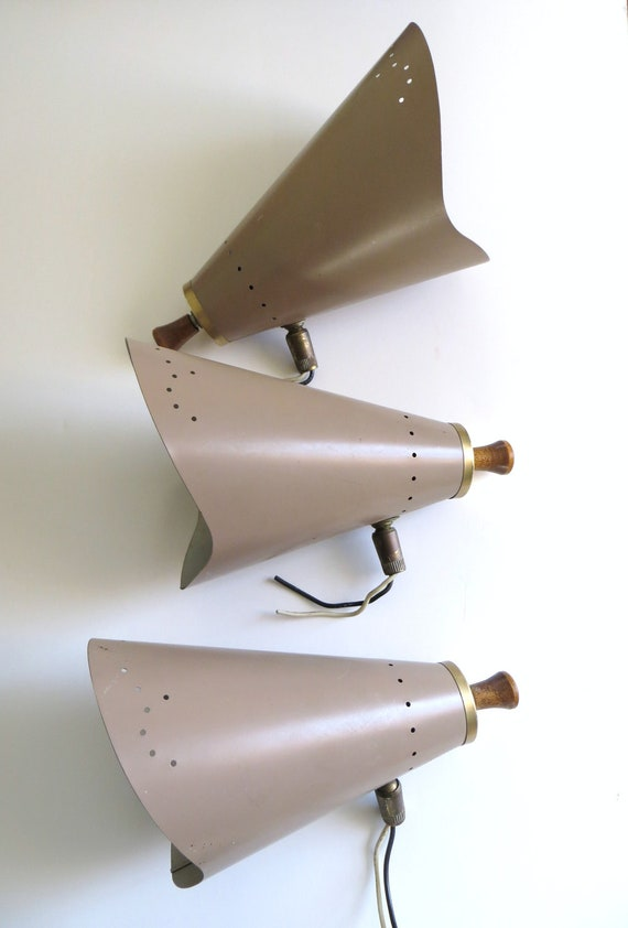 Mid Century Metal Tension Pole Lamps Replacement Parts