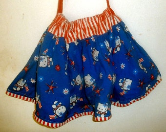 Hello Kitty PurseAbility handbag or diaper bag OOAK
