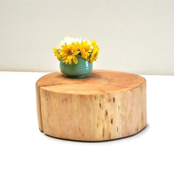 tree slice stump cake stand plate woodland by realwoodworks1. Black Bedroom Furniture Sets. Home Design Ideas