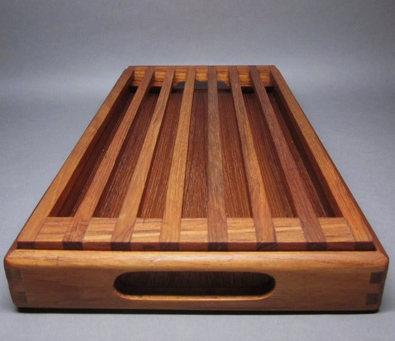 Danish Modern Teak Bread Board / Tray
