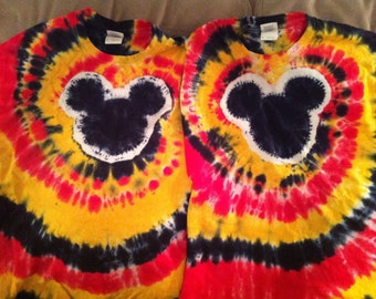 KIDS Mouse Shirt, You Choose the Colors