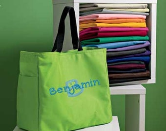 Personalized Essential Tote