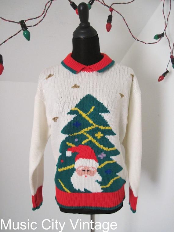 Nasty christmas sweaters