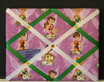 11 x 14 Tinkerbell and Friends Memory Board