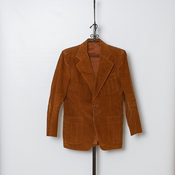vintage 1970s Men's Corduroy Blazer / sale