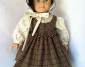 American Girl Kirsten Ready for Fall