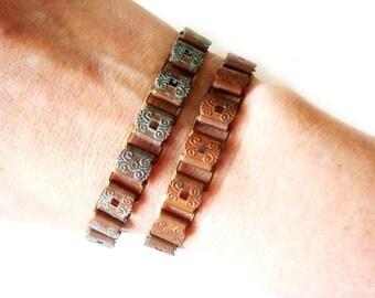 Vintage Bohemian Tribal Bracelet