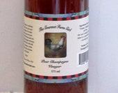 Pear Champagne Balsamic Vinegar