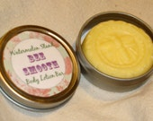 UNscented  with white beeswax Special order for Victoria BEE SMOOTH Hard Lotion Bar