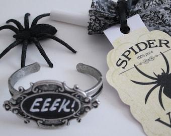 PERSONALIZE Chalkboard Blackboard Chic Bracelet Jewelry  Halloween Bracelet