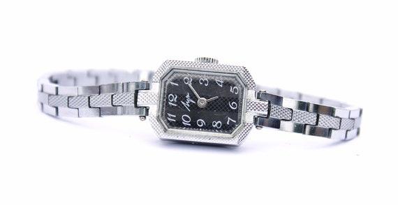 Ladies watch Luch from Belarus Soviet Union era womens watch women wristwatch