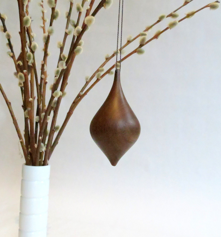 Tree ornament wood christmas by offcutstudio on etsy