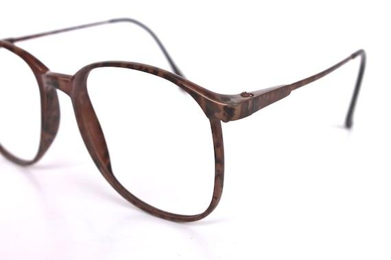 80s Vintage Chocolate Glasses Frames