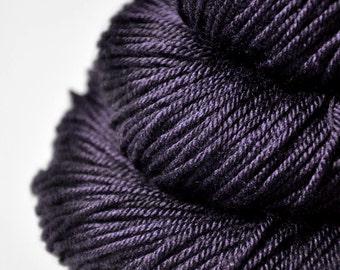 Freshly squeezed grapes - Silk/Merino DK Yarn superwash - LSOH
