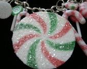 vintage candy bracelet