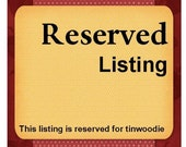 Reserved Listing Artfully Salvaged Antique Dark Wood Molding