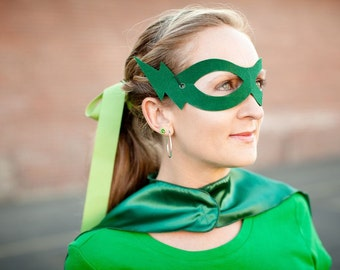 Basic Adult Super hero mask now in 8 colors one size fits all-Perfect party gift