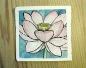 Mini Painting - Lotus