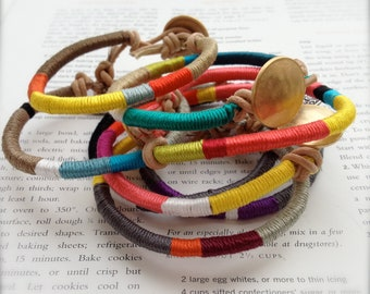 Pocket Full of Sunshine Friendship Bracelet - CREATE YOUR OWN