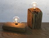 worn fir pair of fragment lights