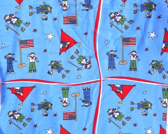 flannel pajama pants lounge  dorm made to order your choice size XS - 2X Scout camping print