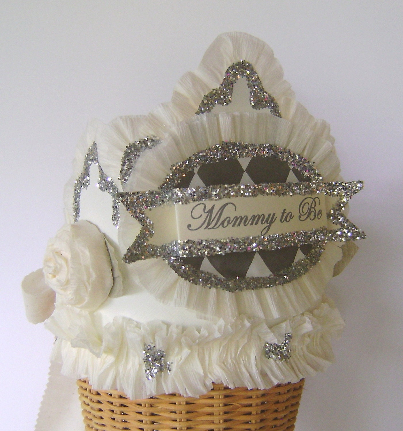 Crowns For Baby Shower: Baby Shower Crown Baby Shower Hat Mommy To Be Crown