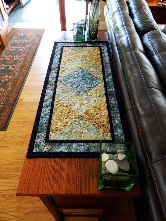 Simply Elegant Batik Series Table Runner