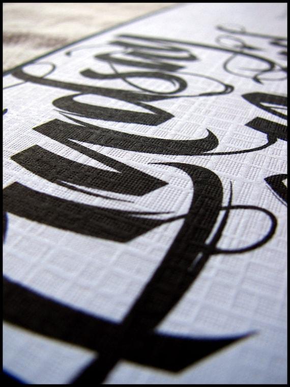 amylee83 Payment for DIY Printable Files : Custom Modern Paintbrush Invitation Suite