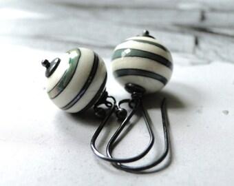 LAST CALL SALE Last Pair Jewelry, Earrings, Sterling Silver Drop Earrings, Dangle Earrings, Gift for Her, Retro Accessories